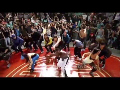 Step Up 3D - The 3D behind Step Up Exposed....