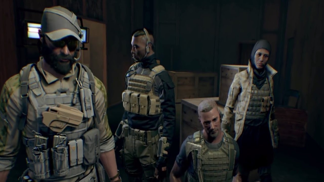 Firewall Zero Hour - Game Overview 101 Video