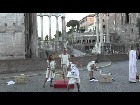 Cleopatra Live at the Roman Forum 2012