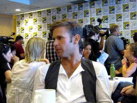 Interview With Cult's Matt Davis, Comic-Con 2012 Press Room