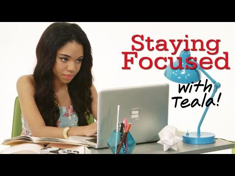 Tips to Stay Focused & OOTD with Teala! #17Daily