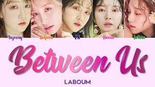 "LABOUM 라붐 "" Between Us 체온…"