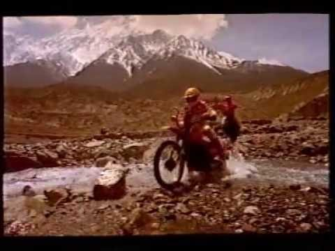 Khukuri Nepali Vintage TV Advert
