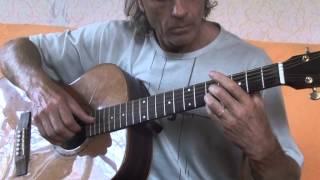 видео: Романс Г.Свиридова на гитаре