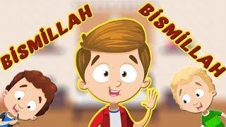Bismillah (Çocuk İlahisi) - Dini Çocuk Şarkısı | Bismillah Song / Çocuk İlahileri