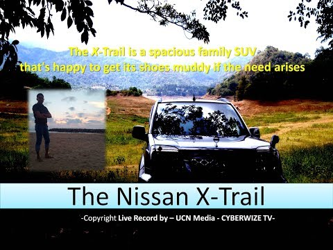 Nissan X trail review