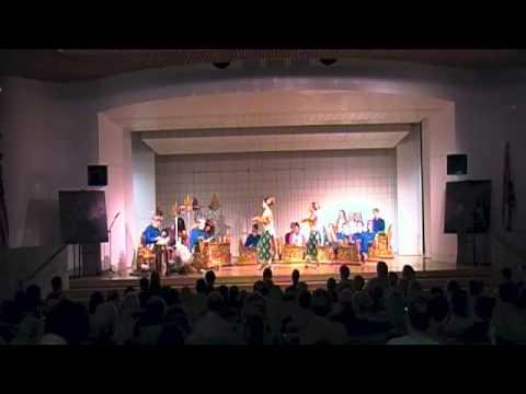 Pendet - Gamelan Genta Kasturi 10th Anniversary Performance