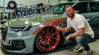 Audi RS4 Luftfahrwerk - Technik & Kosten vom Profi erklärt | Soundvergleich vs. RS3 (ohne OPF)