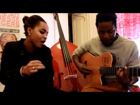 man down/what´s my name cover by joceline medina and mistah isaac