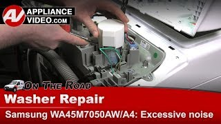 Samsung Washer - Noise Filter problems - Diagnostic & Repair