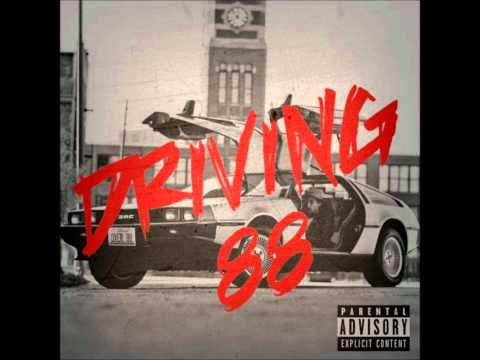 Rockie Fresh - Into The Future (Driving 88)