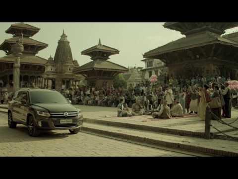 Volkswagen Tiguan TVC Ad 2014 (Shoot in Nepal)