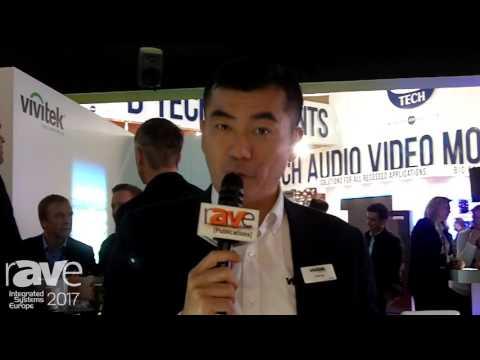 ISE 2017: Vivitek Exhibits New 4K, Single Chip DLP, Laser Phosphor Projector With 7,500 Lumens