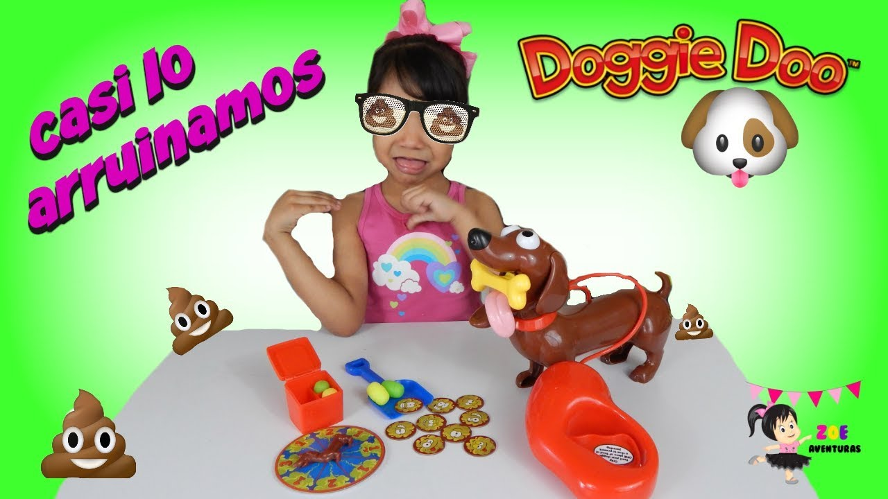 Doggy Doo Perrito Salchita Juego De Mesa Super Divertido Zoe