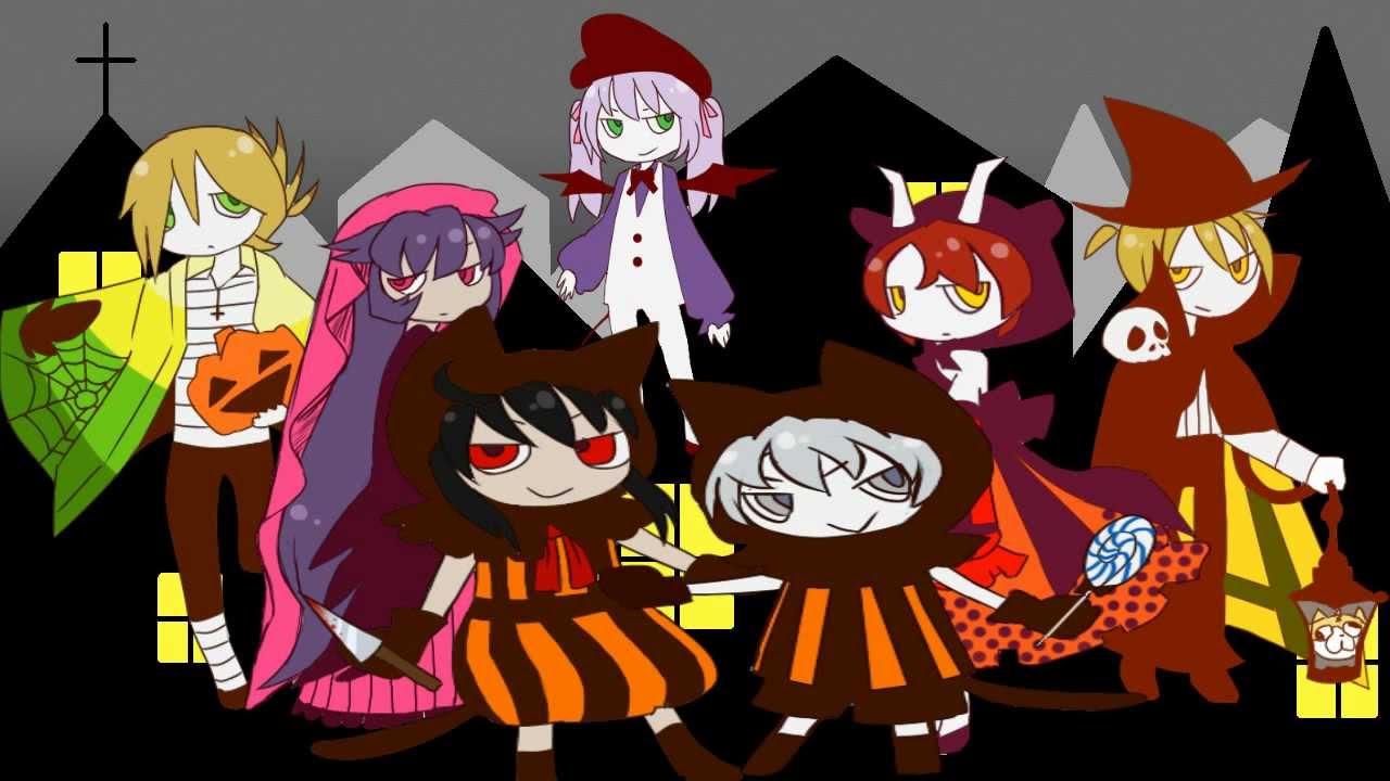 dream meltic halloween vocaloid wiki
