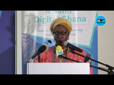 Ghana positioning itself as the 'Cyber Security Centre' in West Africa - Ursula Owusu