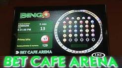 P Bet Cafe Arena   dec 2014