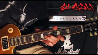 Slash Blues-Rock Lesson #3: Play Guitar Like Slash! *HD*