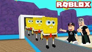 Wir bauten Spongebob Fabrik!! - Roblox Spongebob Tycoon mit Panda