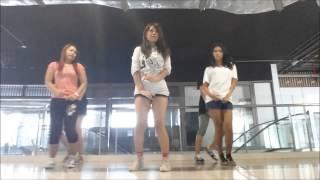 PMT Cover AOA Dance (Umbrella - Rihanna) Choreography : OngAeng PMT