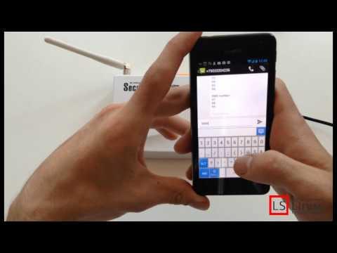 GSM сигнализация| Смена паролей| Настройка оповещения