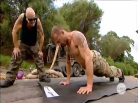 Biggest Loser Australia Train The Trainers 2012 Part 2