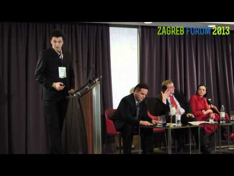 Transforming Innovative Potentials into Creativity & New Jobs! @ Zagreb Forum 2013