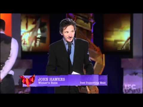 Winter's Bone  John Hawkes Spirit Award speech