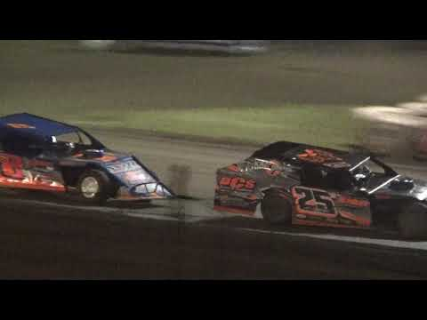 2019 Farmer City UMP Modified Feature Highlights April 6 2019