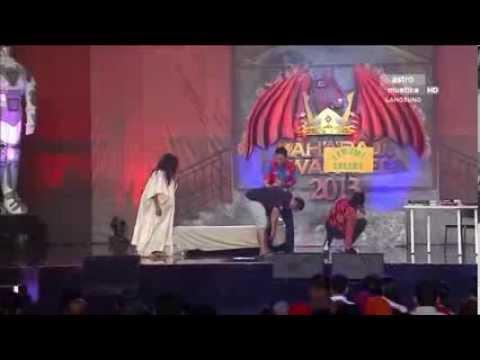 Maharaja Lawak Mega 2013 - Minggu 12 - Persembahan Zaman Kolej - Sepahtu
