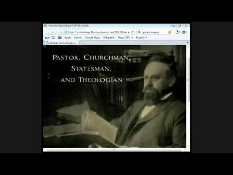 Dr. Herman Bavinck 1854-1921 Theologian of the Word by Jason Burns