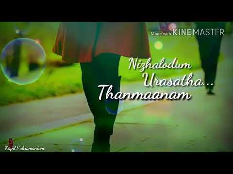 Thaniyaga Nadamadum Pidivatham Unathu Tamil Whatsapp Status
