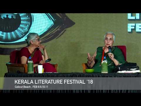 Learning From the Past , Lessons for the Future | Githa Hariharan & Romila Thapar | KLF 2018