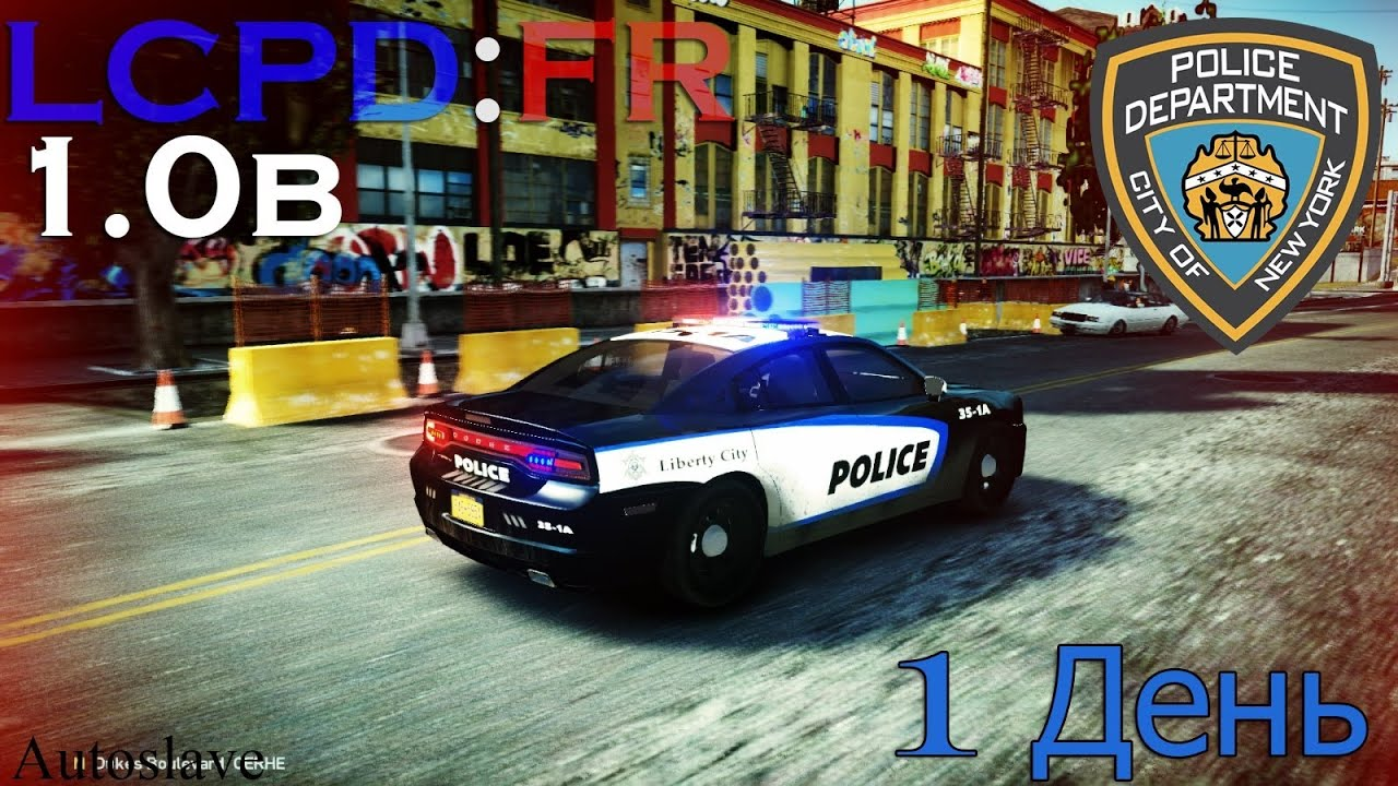 Скачать Полицейский мод для ГТА 4