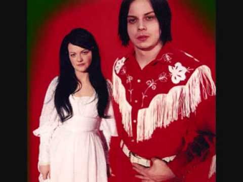 The White Stripes - The Hardest Button To Button isolated guitar track, guitar only