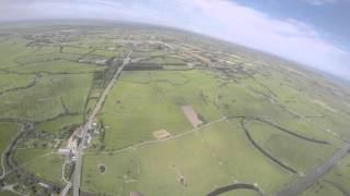 C47 jump over Carentan, Normandy, France (Emergency Bailout)