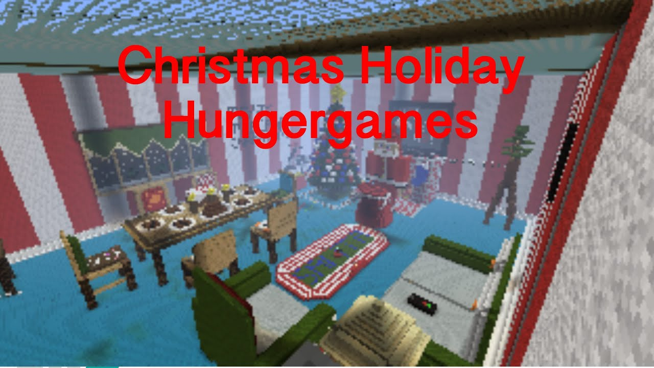 how to build a hunger games map in minecraft ps4 -