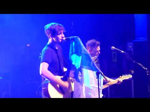 Jacob Whitesides - Why Can't We All Just Get Along - La Cigale - 27.02.2017