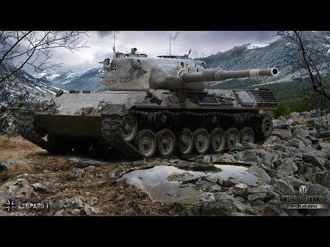 Самая крутая снайперская СТ Leopard PT A