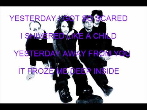 The Cure - Inbetween days with lyrics mp3
