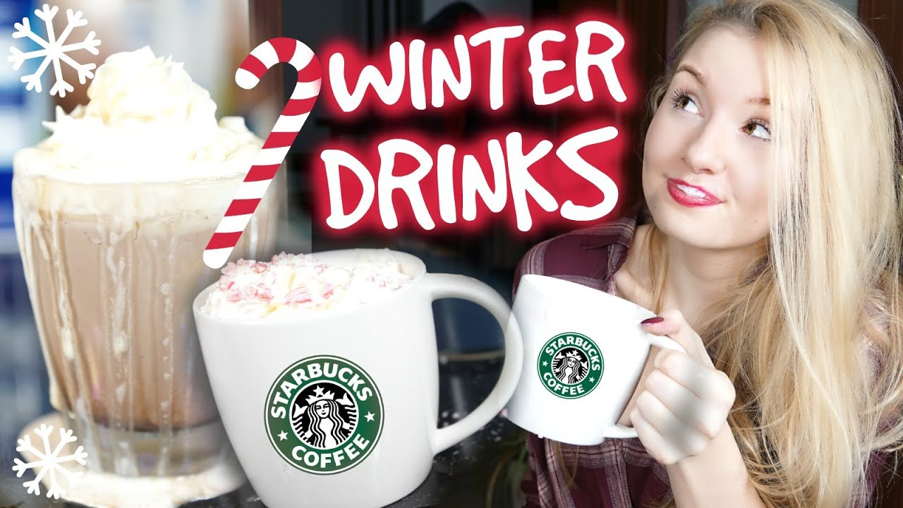 DIY STARBUCKS GETRÄNKE in 3 Minuten + VERLOSUNG! XMASCOUNTDOWN (6 ...