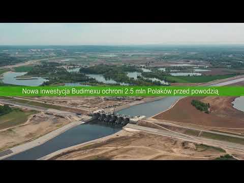 Największa budowla hydrotechniczna w Polsce oddana do użytku