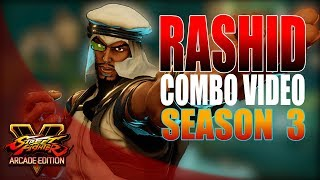 SFV AE RASHID COMBO VIDEO SEASON 3