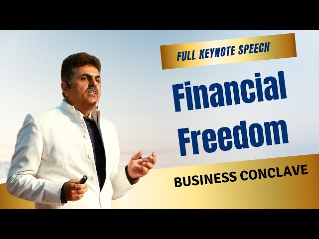 What is Financial Freedom & Why you can't live without it ?