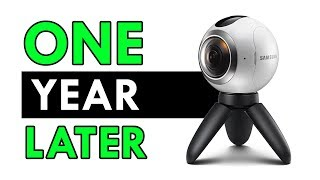 Samsung Gear 360: ONE YEAR LATER Review