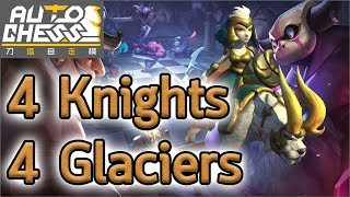 [Auto Chess Mobile Thai] เด็คเมต้าที่เจอทุกห้อง | Glacier Knight