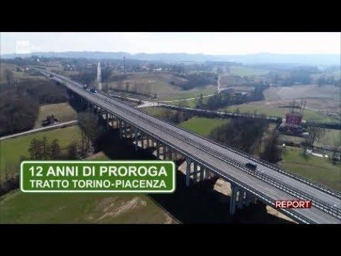 I mercanti delle autostrade - Report 16/04/2018
