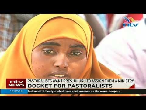Pastoralist communities demand for cabinet position in new executive
