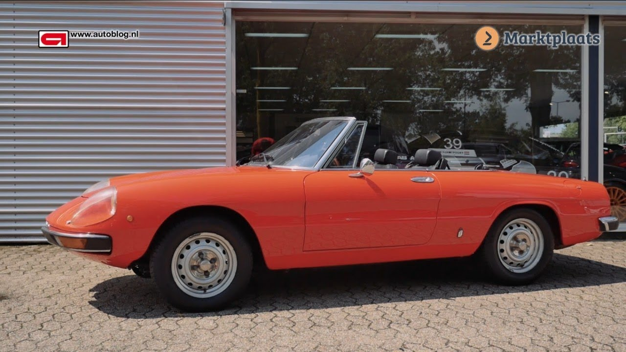 Alfa Romeo Spider Buying Advice YouTube - 1993 alfa romeo spider for sale