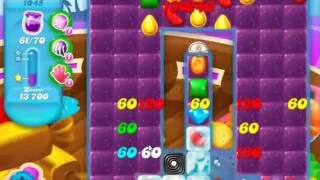 Candy Crush Soda Saga Level 1045 - NO BOOSTERS